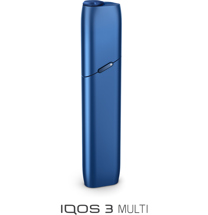 IQOS 3 Multi product and logo